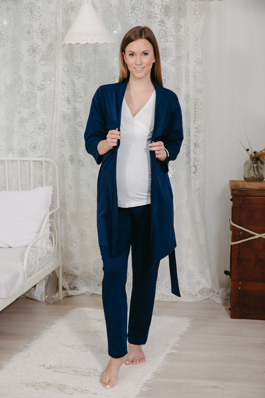 Royal Blue Pizsama szett