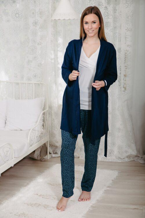 Blue Daisy Pizsama szett